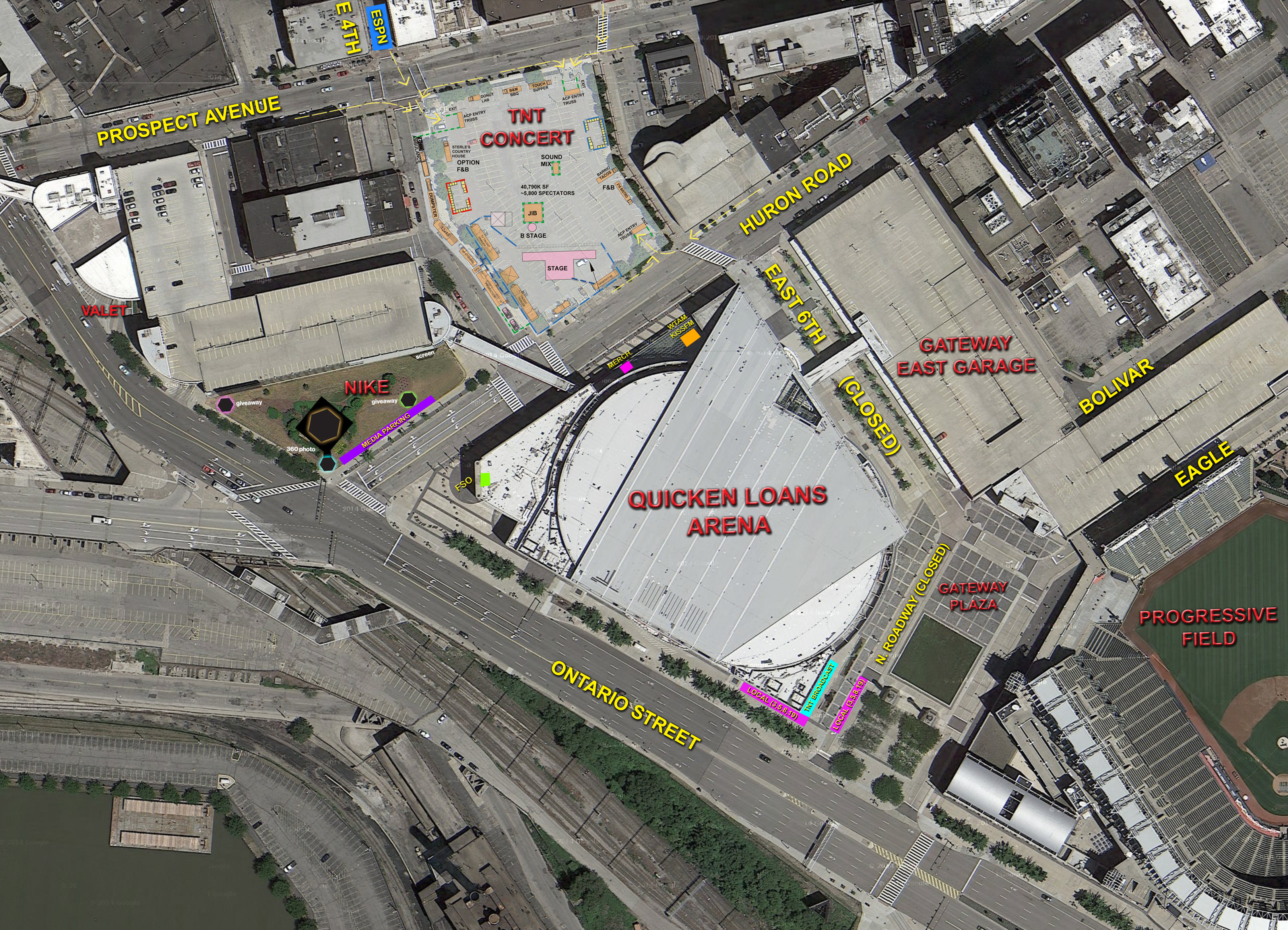 Seating charts quicken loans arena official website - What S Happening Around Town Cavs Official Watch Parties