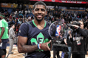 bfaabb58507 Kyrie Irving Named Eastern Conference All-Star