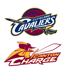 Cleveland Cavaliers, Canton Charge