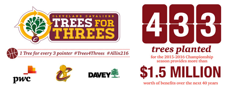 Trees for Threes