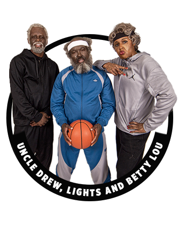 Uncle Drew, Lights, and Betty Lou
