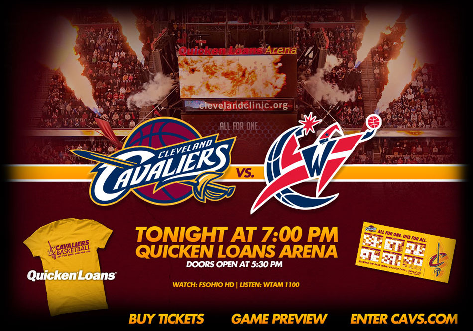 Dua Opening Night Splash The Official Site Of The Cleveland Cavaliers