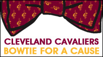 Cavaliers Bowtie For A Cause