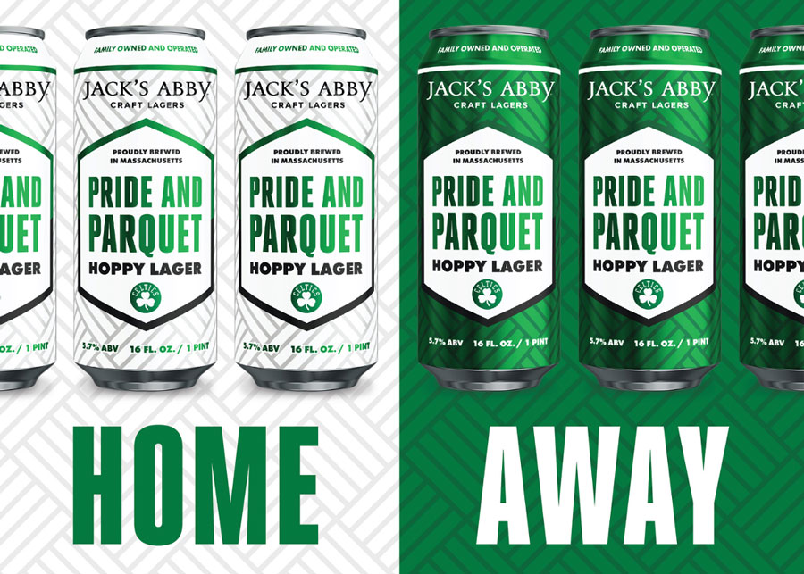 Jack's Abby Pride and Parquet Hoppy Lager