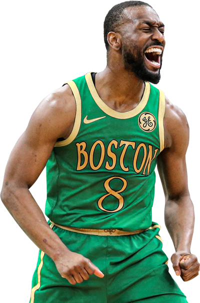 Kemba Walker Cutout