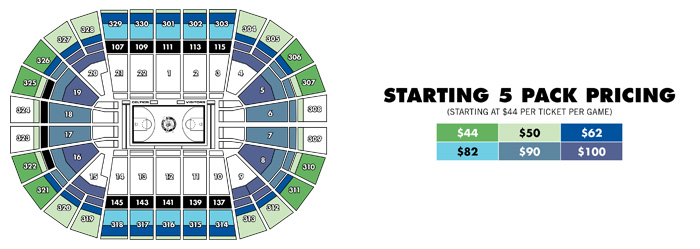 Ticket Plan Prices
