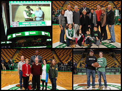 Celtics Super Season Ticket members