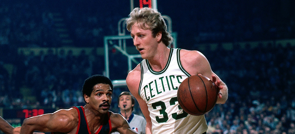Larry Bird - Celtics Legend | Boston Celtics