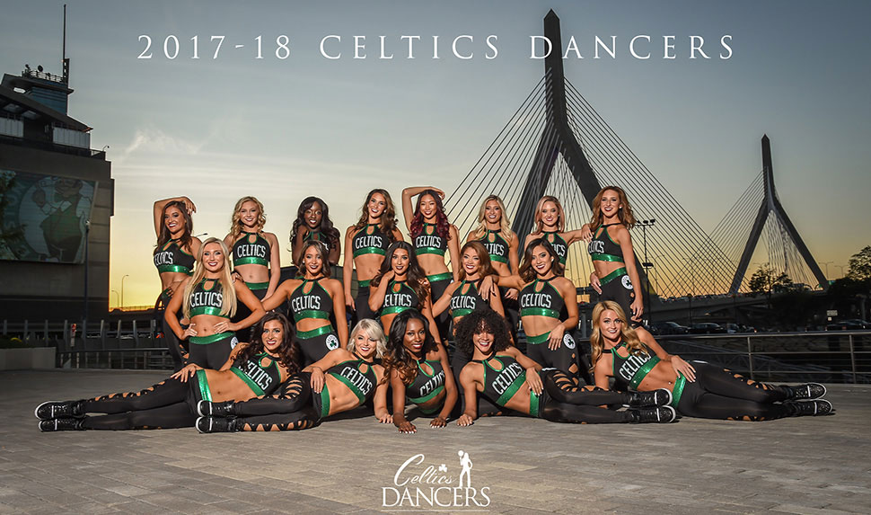Celtics Dancers presented by Alex and Ani