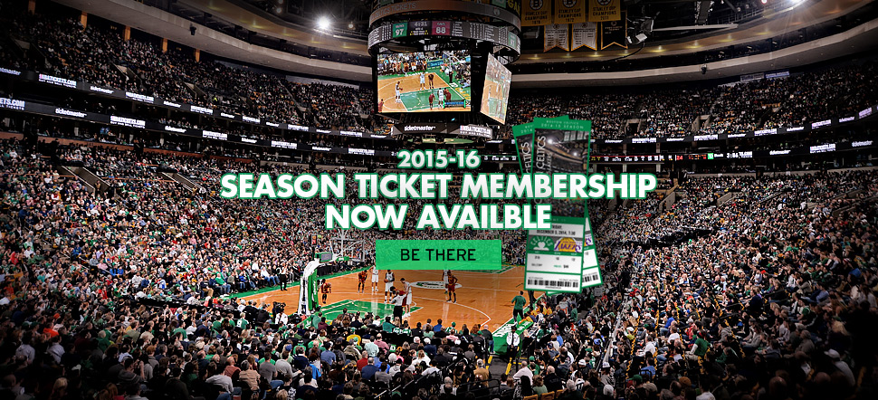 2015-16 Season Tickets On Sale Now
