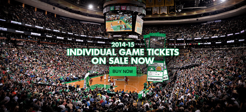 2014-15 Tickets on Sale Now