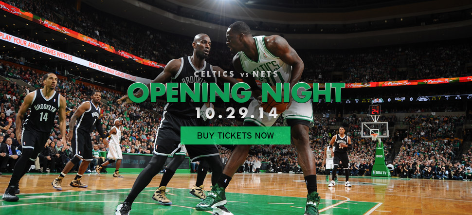 Celtics vs. Nets - Opening Night