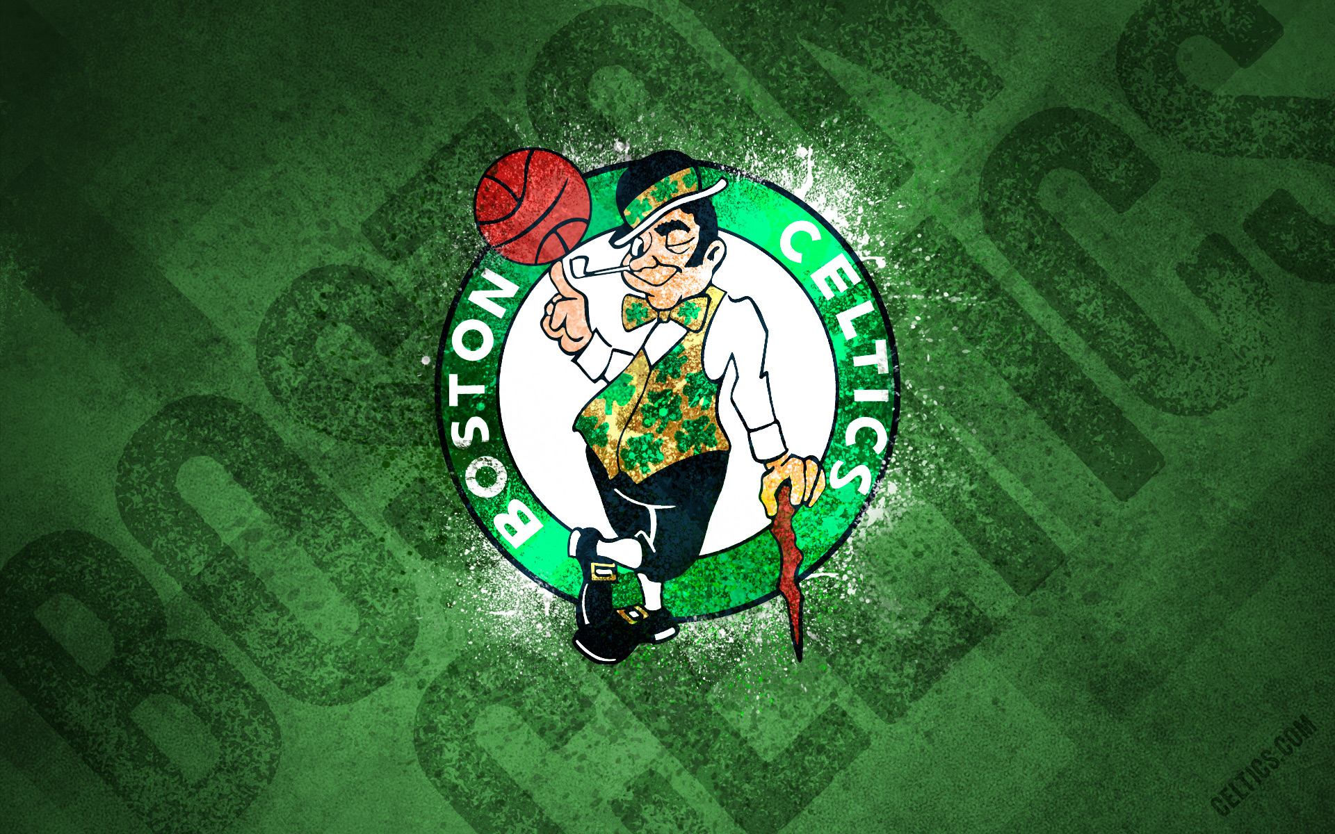 Tag Boston Celtics