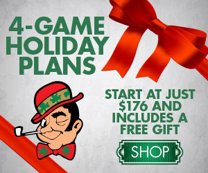4-Game Holiday Plans on Sale Now!