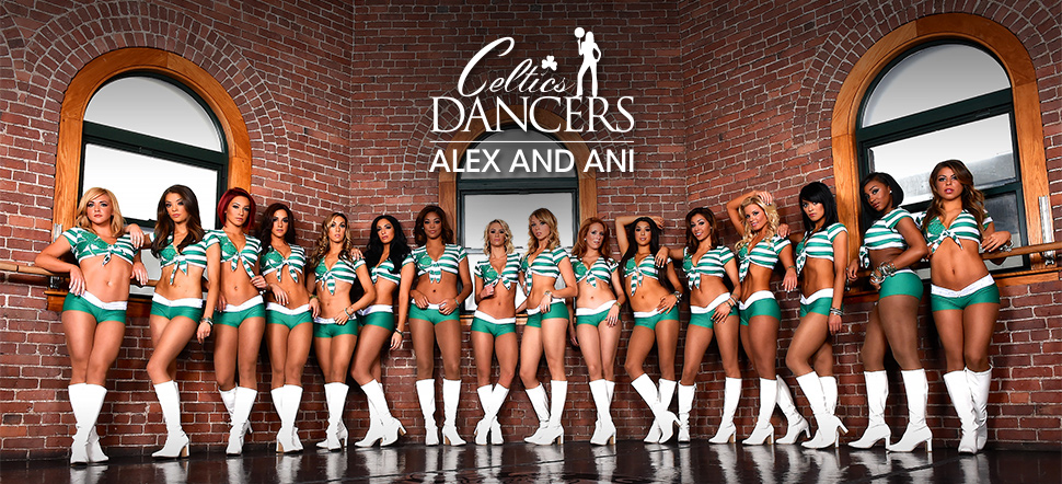 Celtics Dancers presented by Alex & Ani