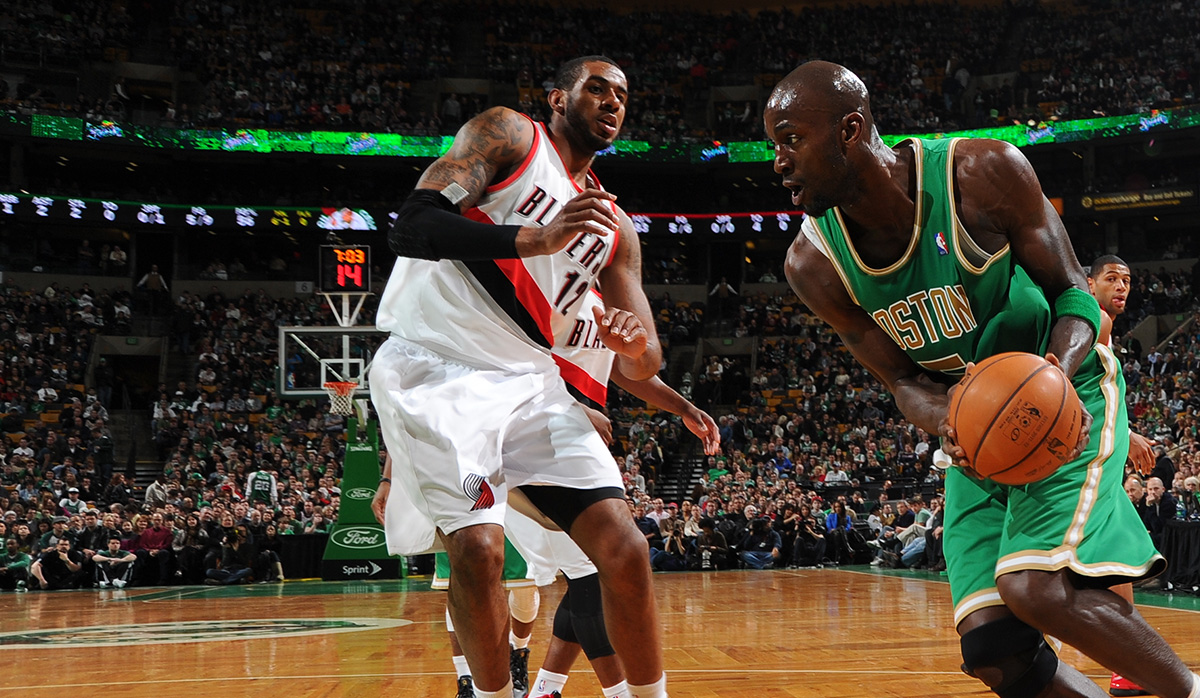 Kevin Garnett s Career in Boston