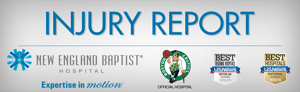 NEBH Injury Report