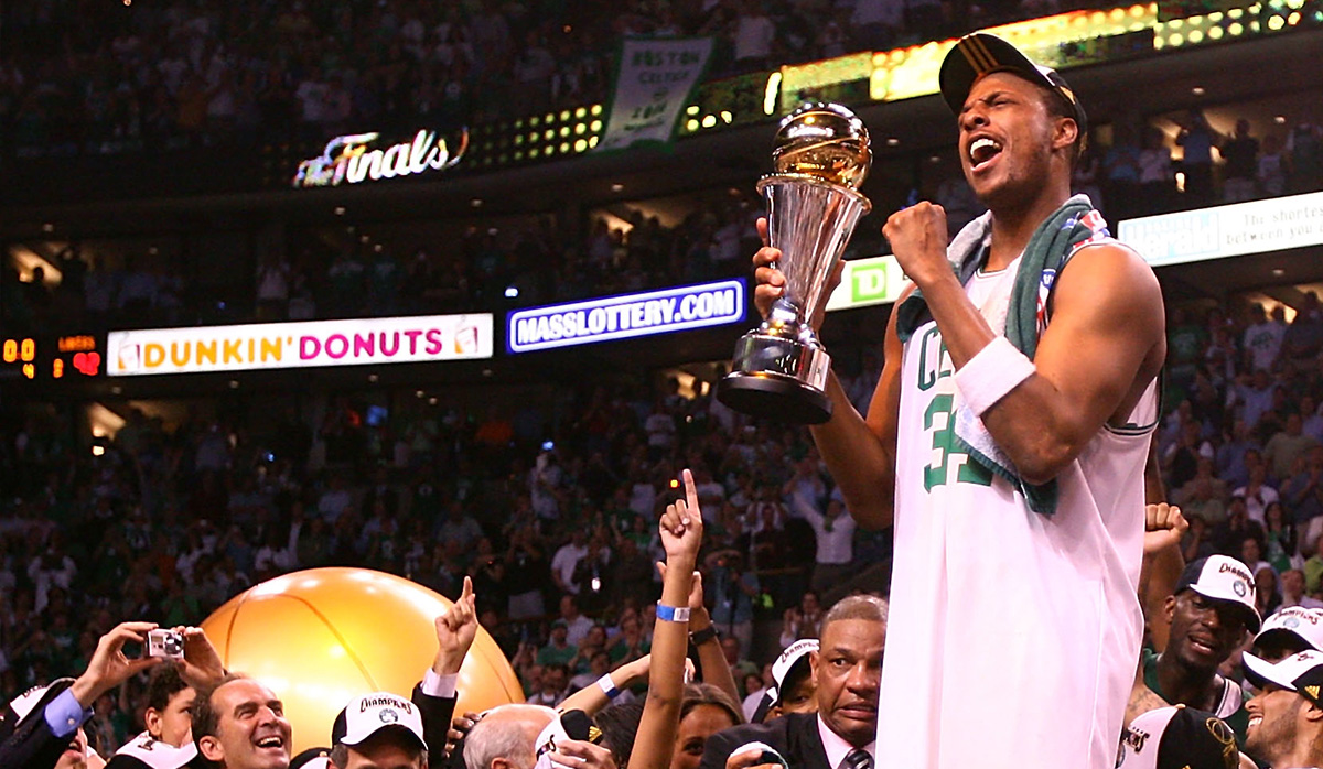 Paul Pierce's Career in Boston | The Official Site of the ...