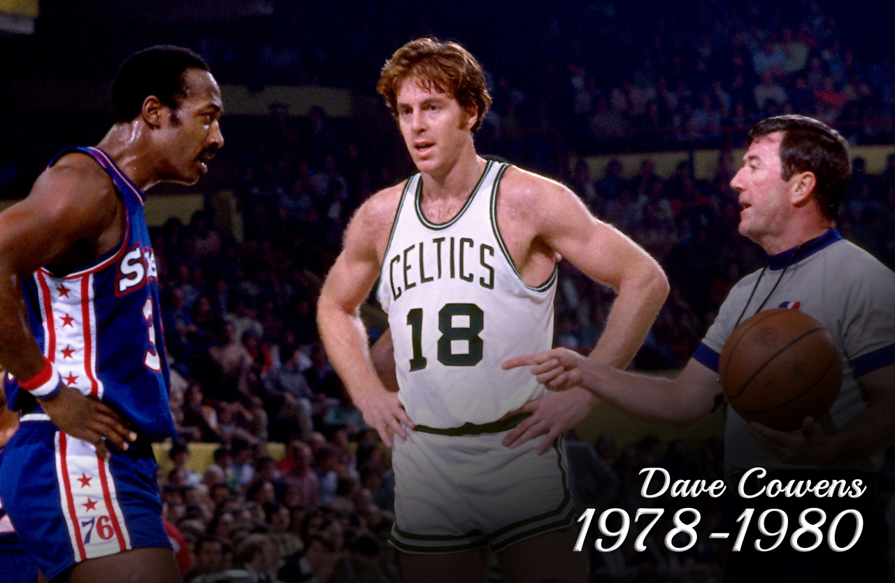 Gallery History of Celtics Captains