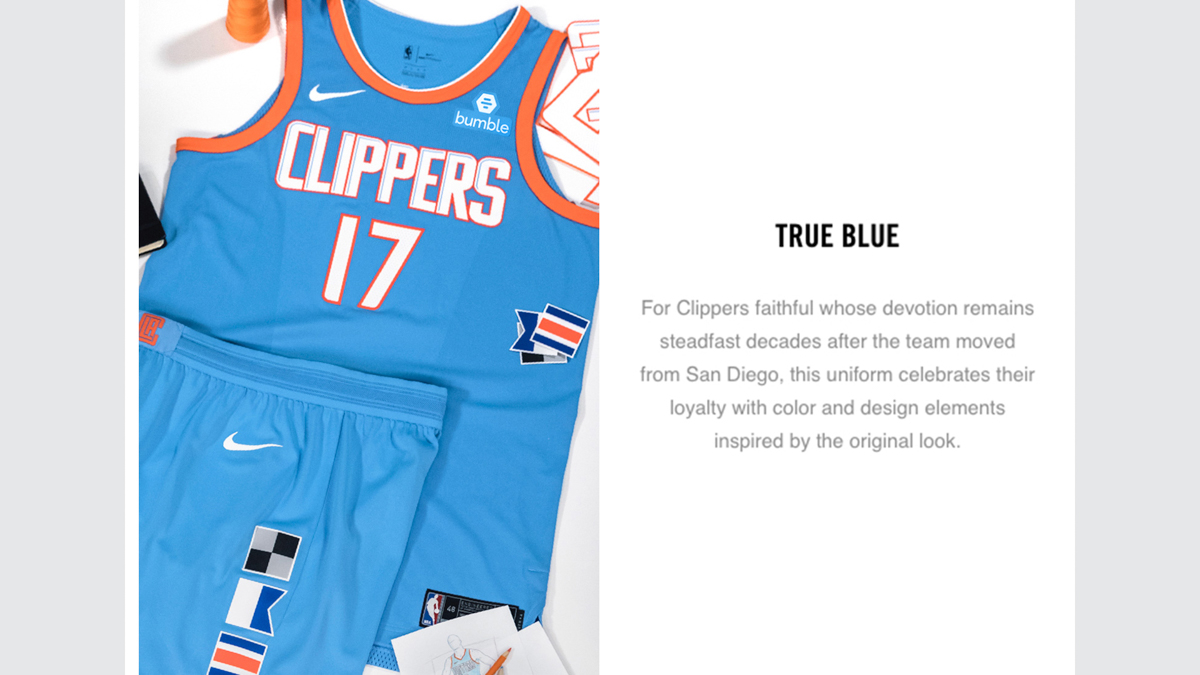 9de037b83 Behind the Design  LA Clippers City Edition Jersey