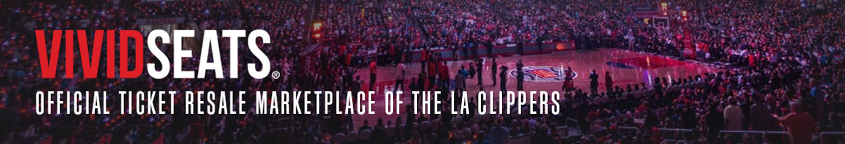 Vivid Seats - The Official Ticket Resale Marketplace of the LA Clippers