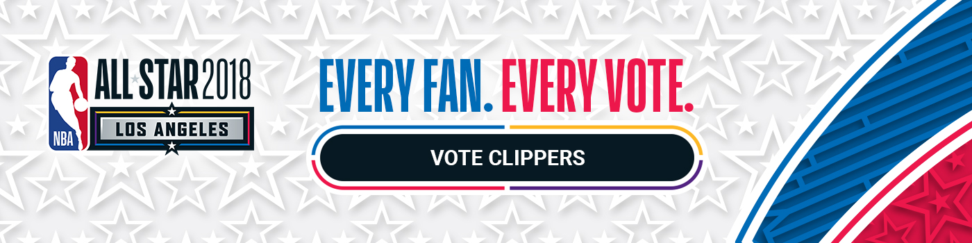 Vote Clippers for NBA All Star