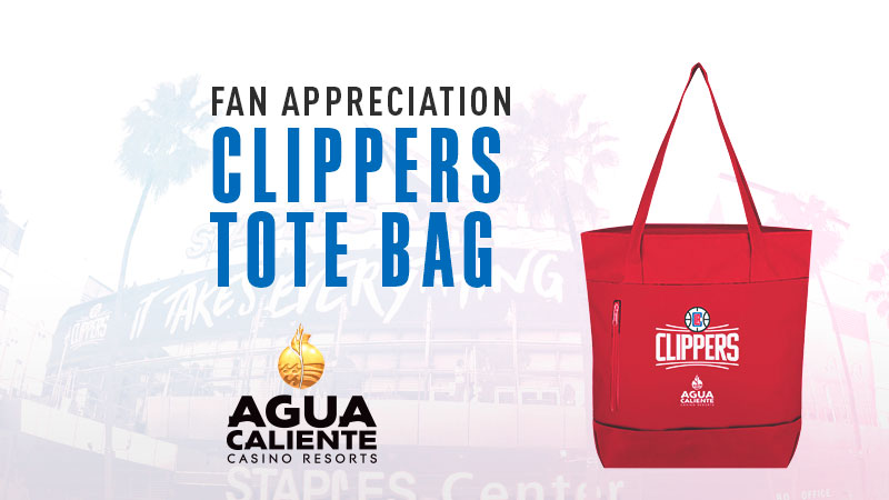 Clippers Tote Bag