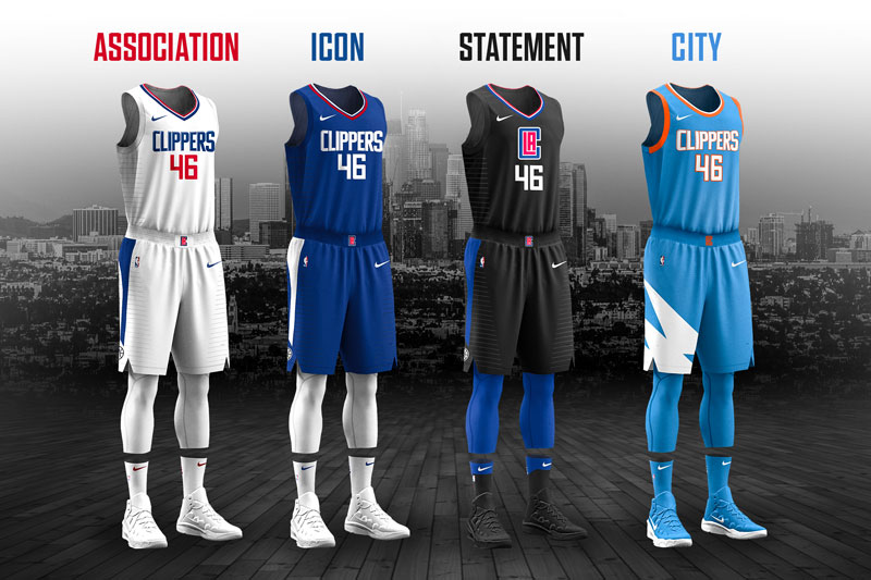 Clippers City Edition