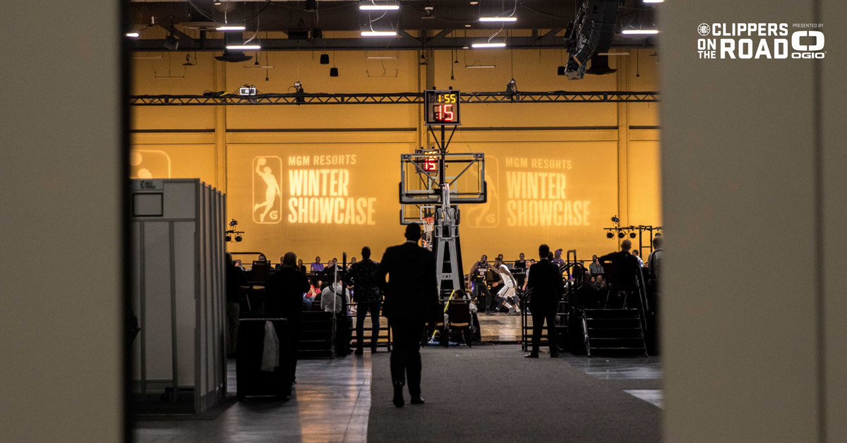 On the Road with OGIO: G League Showcase