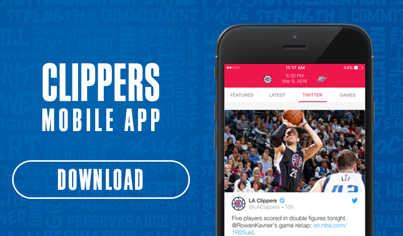 clippers mobile app