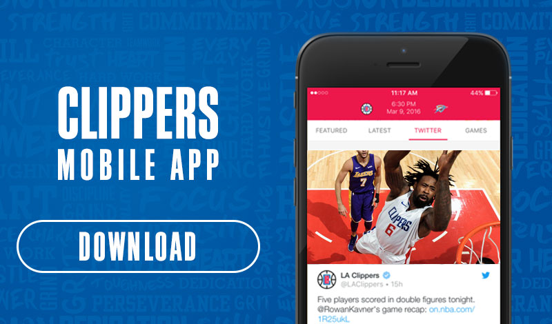 Clippers app