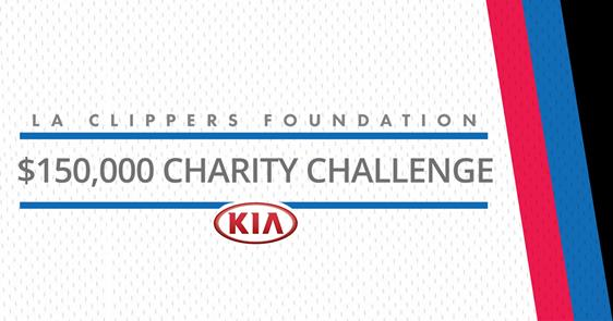 la clippers foundation charity challenge