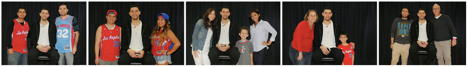 MVP Photo Night - Austin Rivers | 3/20/15