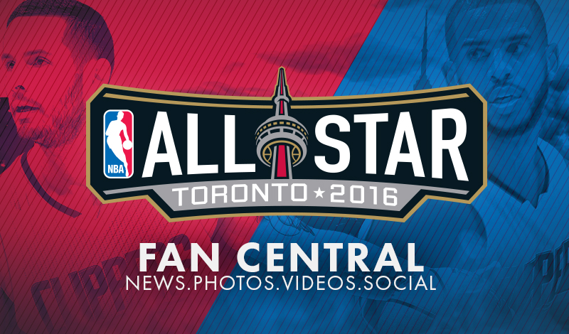 All-Star 2016 Fan Central