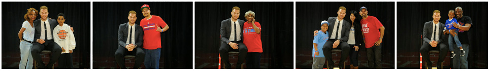 MVP Photo Night - Blake Griffin | 3/9/15