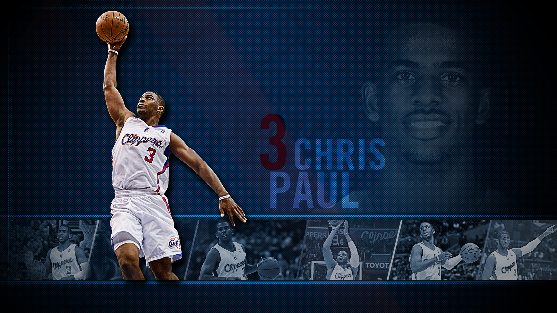 Chris Paul - Roster Tabs | LA Clippers