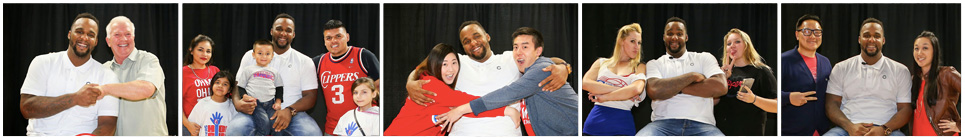 MVP Photo Night - Glen Davis | 3/9/15