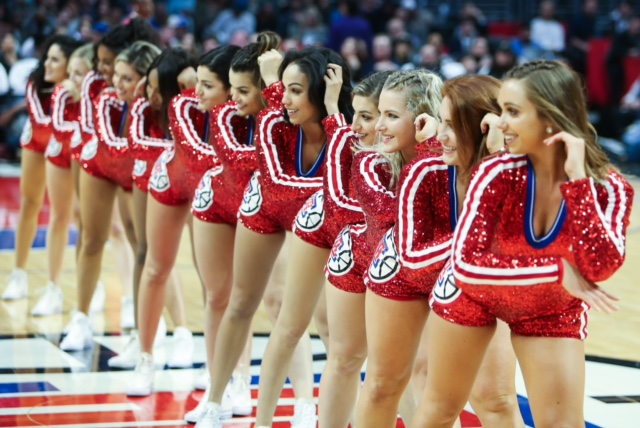Dance with your LA Clippers Spirit