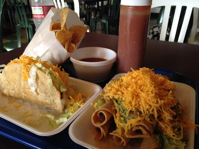 Photo of Mexican food in San Diego