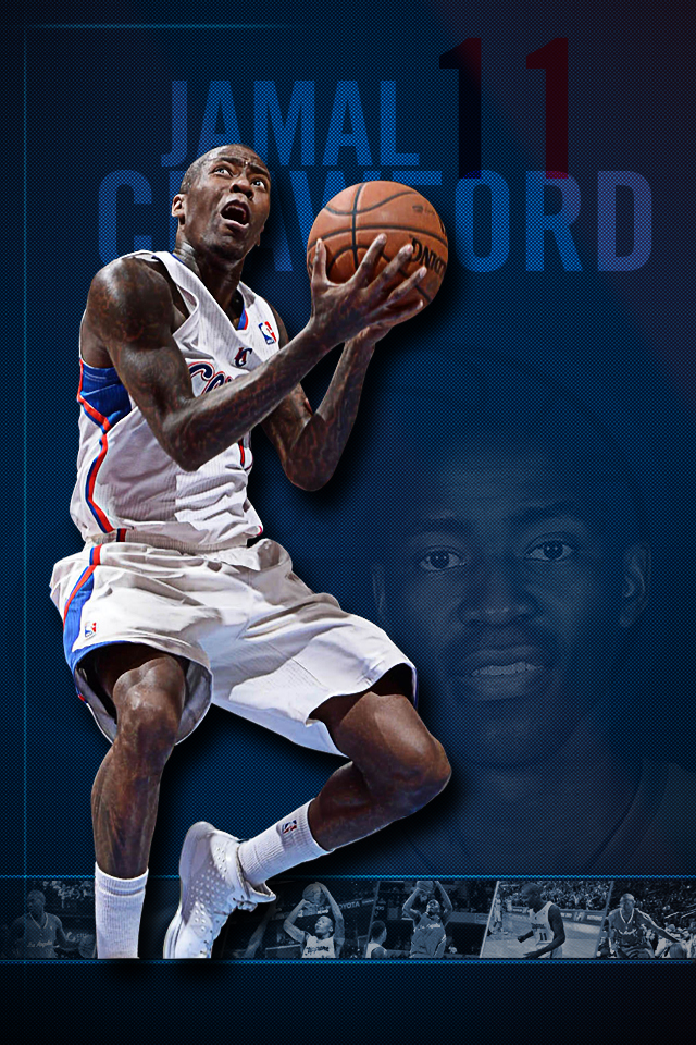 Jamal Crawford- Roster Tabs | Los Angeles Clippers