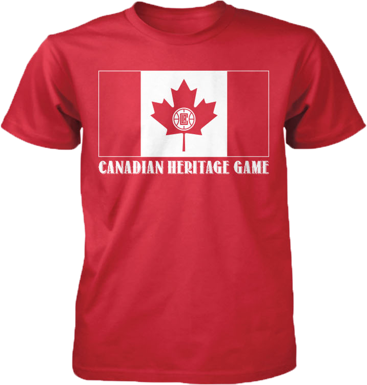 Canadian Culture Night Promo Shirt