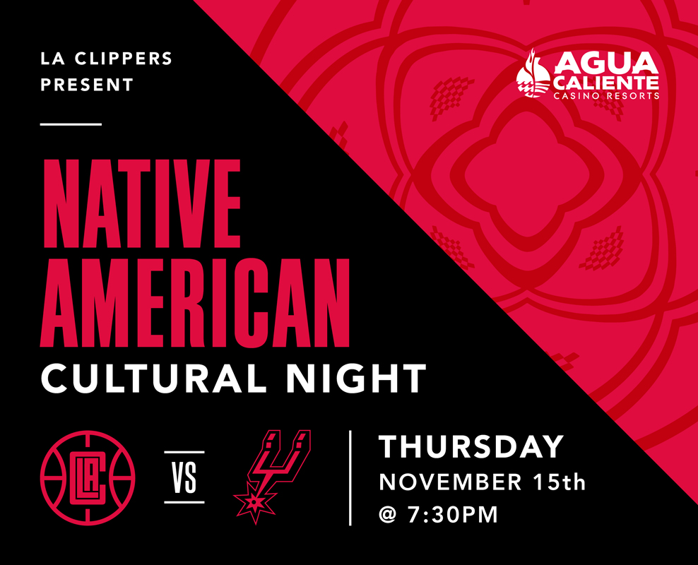 Native American Heritage Night