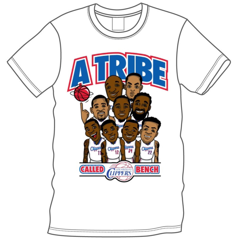 Special T-Shirt Ticket Offer | Los Angeles Clippers