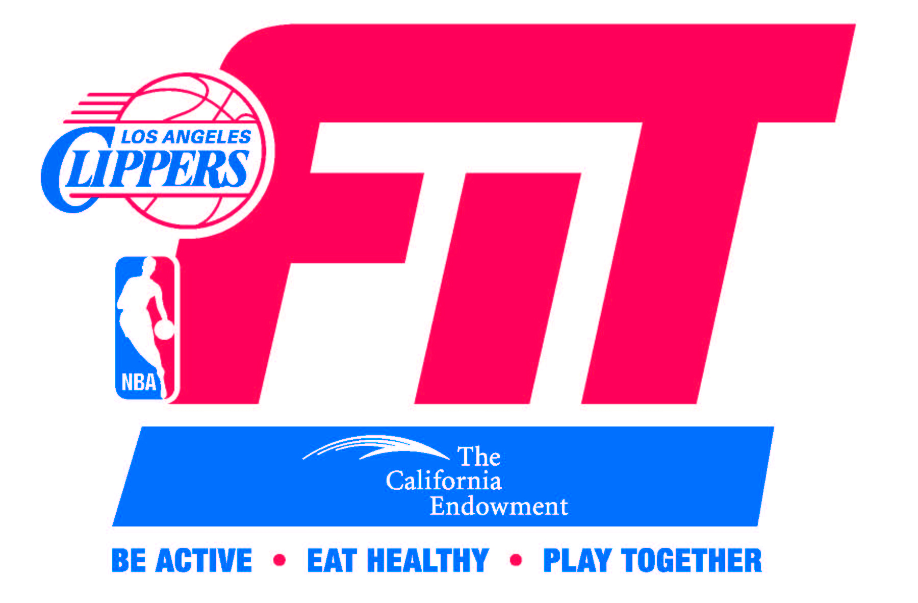 Fit logo header