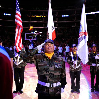 Color Guard Opportunities