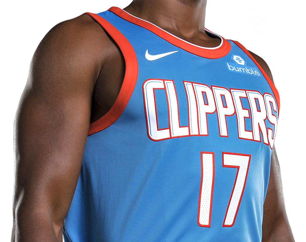 new styles fc524 bf26f italy los angeles clippers nautical jersey cadc5 34b0b