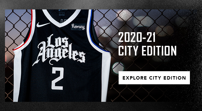 2020-21Clippers City Edition