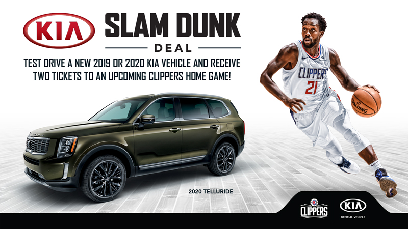 Kia Slam Dunk Promotion