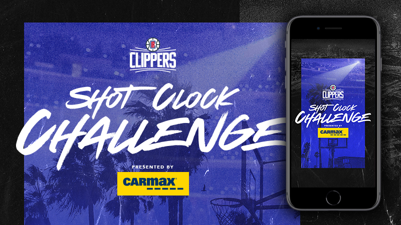 Shot Clock Challenge presented by CarMax