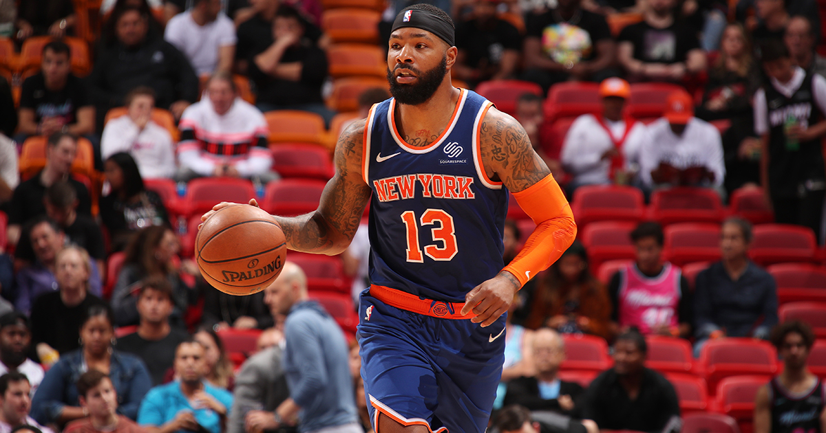 L A Clippers Acquire Marcus Morris Sr In A Three Team Trade